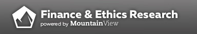 Finance & Ethics Research powered by Mountain-View Data